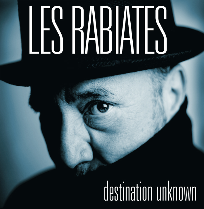 "Les Rabiates ""Destination Unknown"" 12"" EP Vinyl 180 gram special edition"